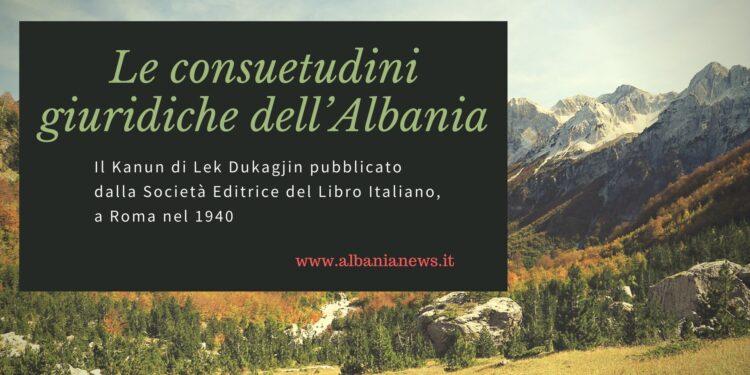 datazione uomo albanese