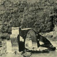 Le Rovine Del Ponte Ura E Beshirit