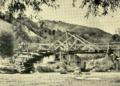 Un Ponte Di Legno Sul Drin