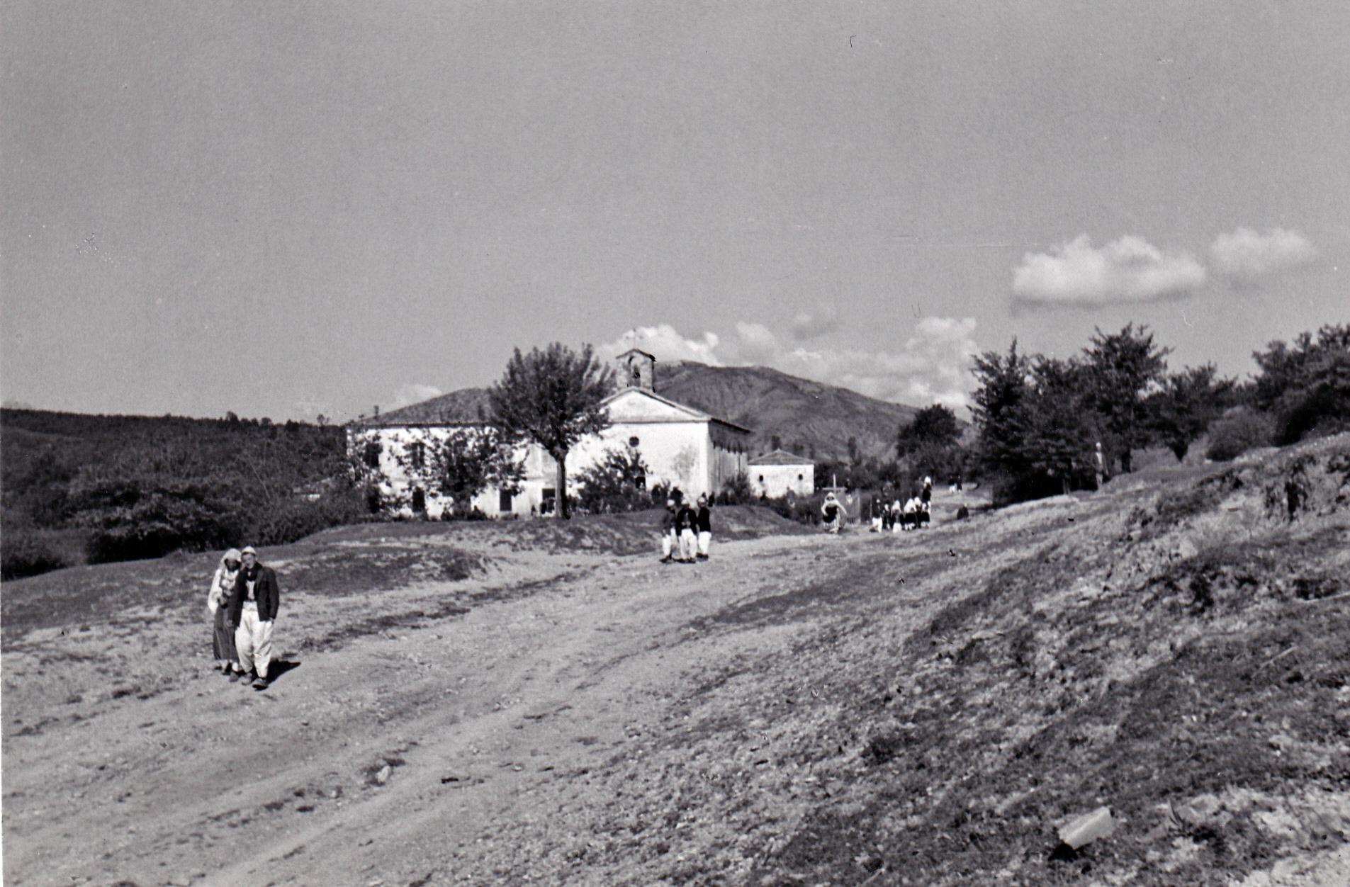 Beltoja – La chiesa