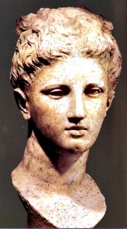 Busto di Dea