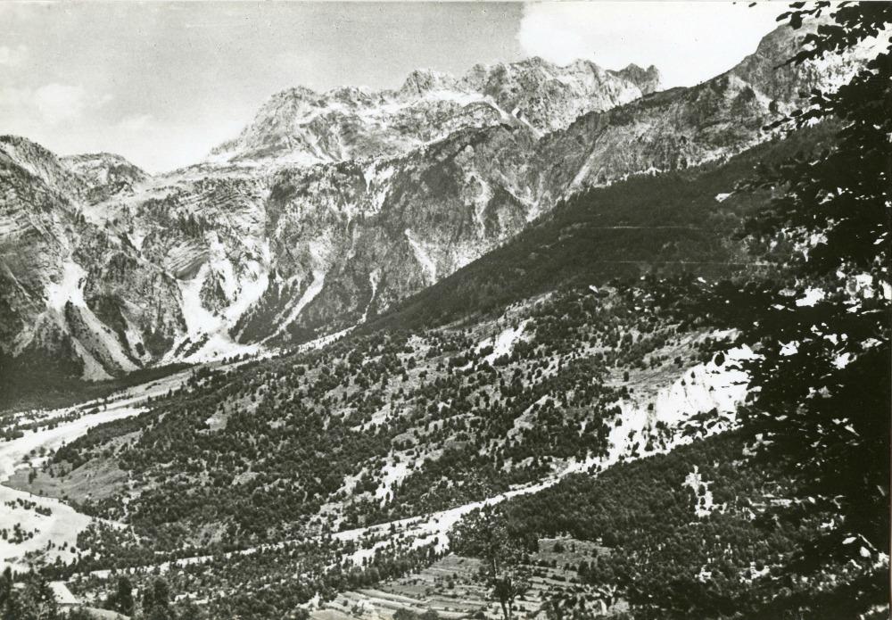 Alpi Albanesi - Passo di Pejes