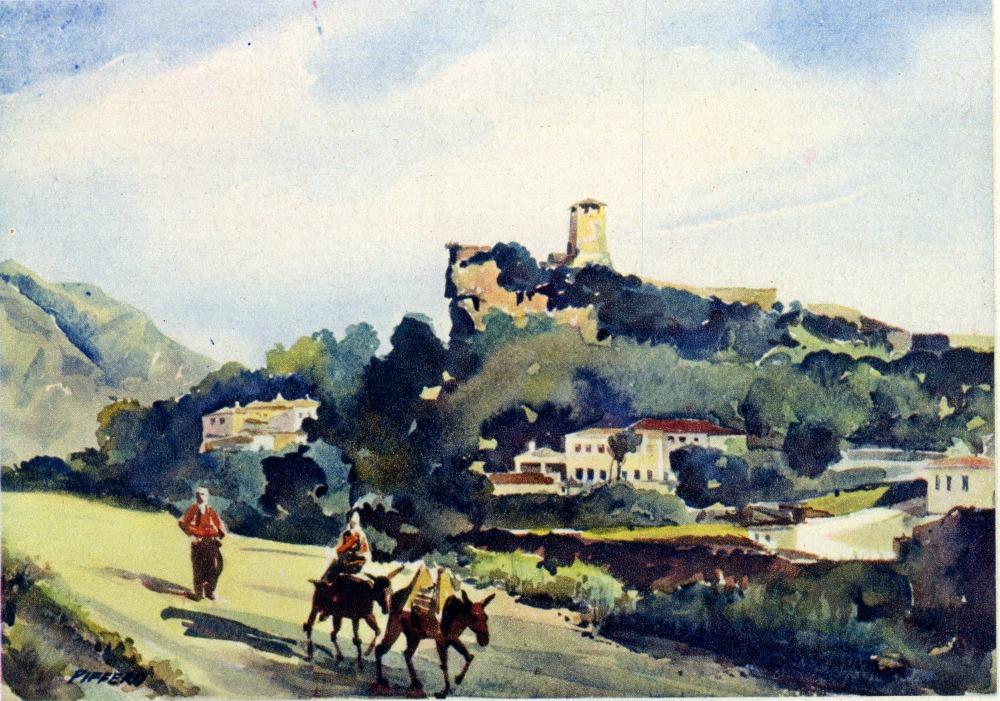 Kruja - La Patria di Skanderbeg