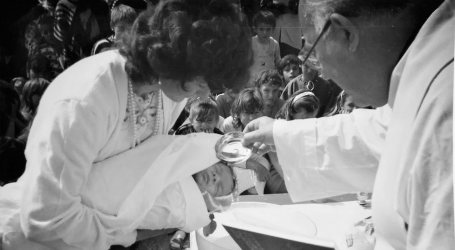 Murqine - Primi Battesimi