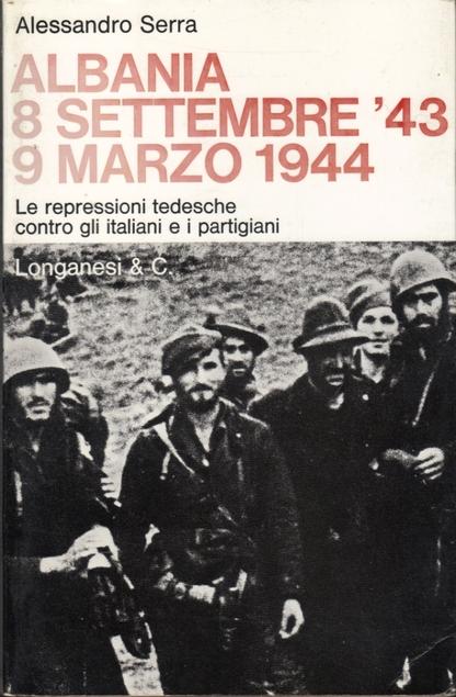 Albania (8 settembre 1943- 9 marzo 1944)