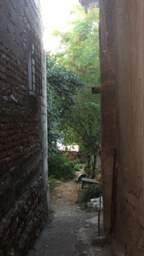 Passaggio dell'abitazione tiranese