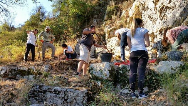 Argirocastro, Misione archeologica italiana