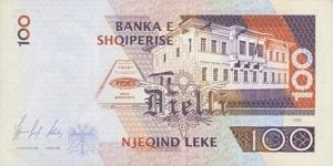 Alb 100 Leke R 1996 2 L
