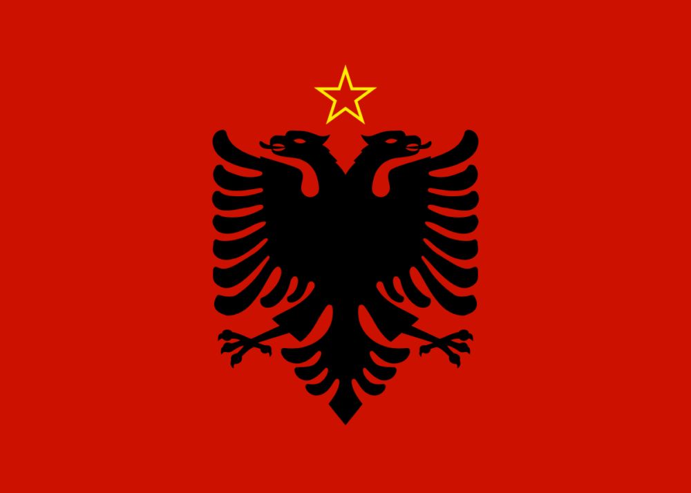 Albanian flag. What to know about Albania