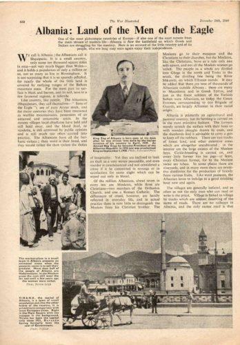 La Guerra Illustrata Pagina 1