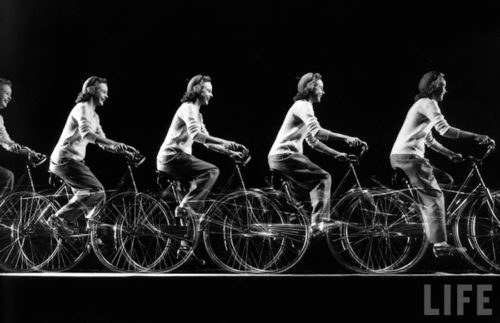 Gjonmili Bicycle Movement