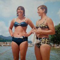 Donne albanesi nel comunismo, anno 1972 Donne rurali 1