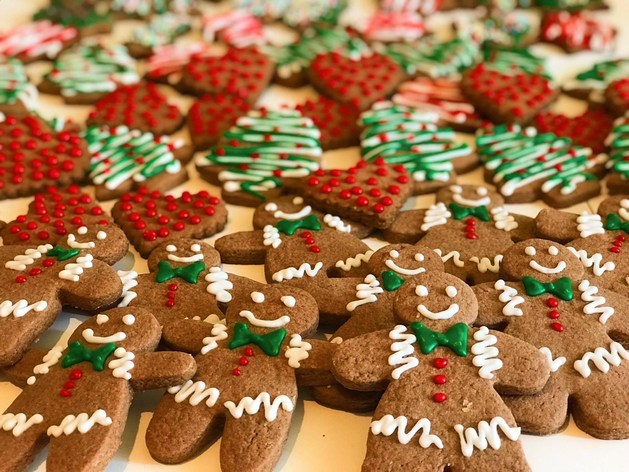 Biscotti Di Natale X Bambini.I Miei Biscotti Natalizi