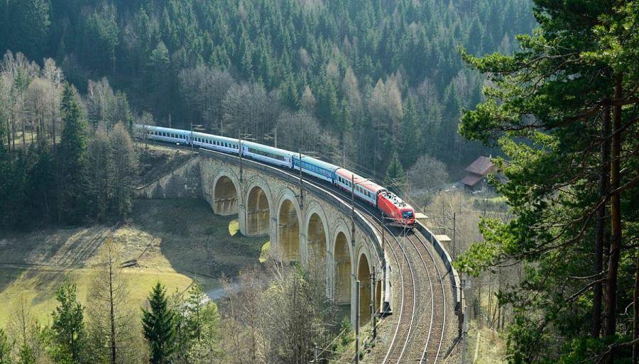 Carlo Ghega's Semmering Railway