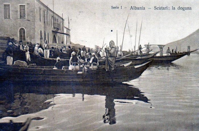 The Scutari Customs