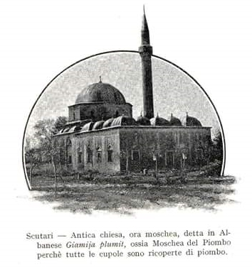 Giamija plumit, meaning Lead Mosque