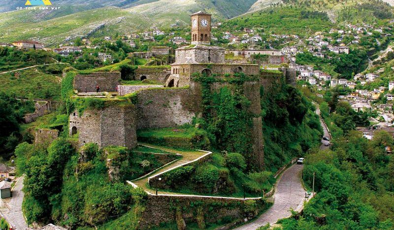 Argirocastro (Gjirokastër), Albania
