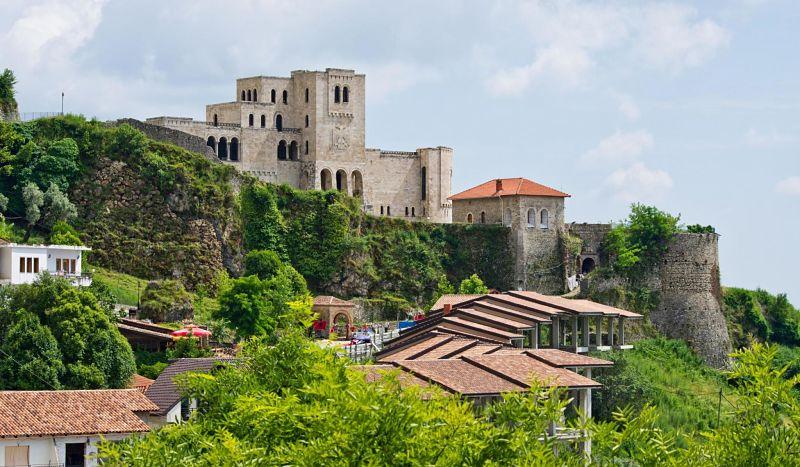 Kruja (Kruja), Albania
