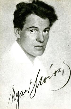 Aleksandër Moisiu Alessandro Moissi Alexander Moissi 2
