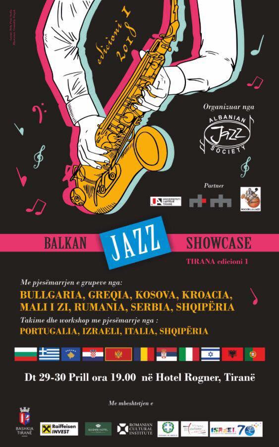 Balkan Jazz Showcase a Tirana