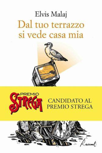 Elvis Malaj, 'Dal tuo terrazzo si vede casa mia', Racconti Edizioni tra i 12 candidati in corsa Premio Strega