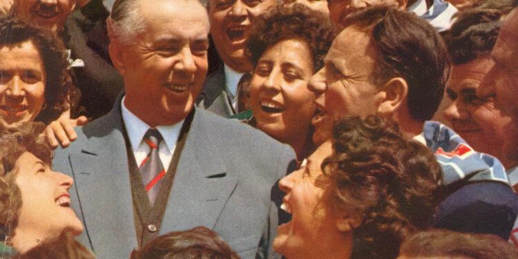 Risultati immagini per enver hoxha
