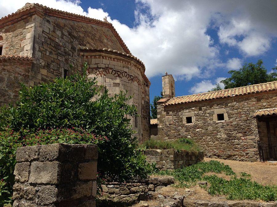 Monastero Di Ardenica Chiesa Di Santa Maria Cappella Di San Triadhe