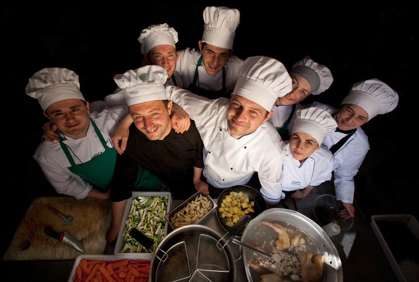 Altin Prenga At Mrizi I Zanave, Rappresentante Slow Food Albania Opt