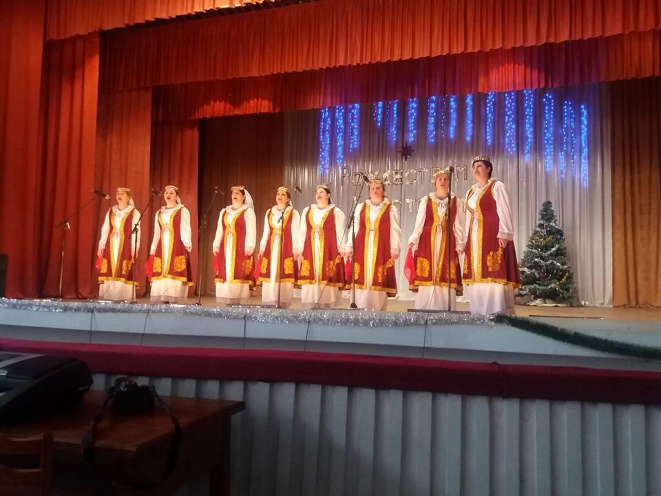 Albanesi In Ucraina Durante La Visita Del Ministro Della Diaspora Albanese Pandeli Majko
