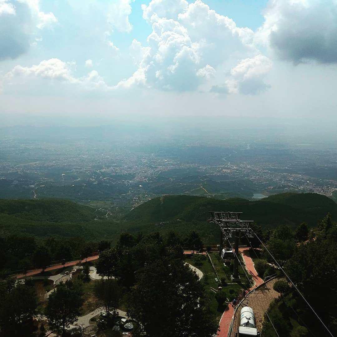 Monte Dajti, Tirana, Albania