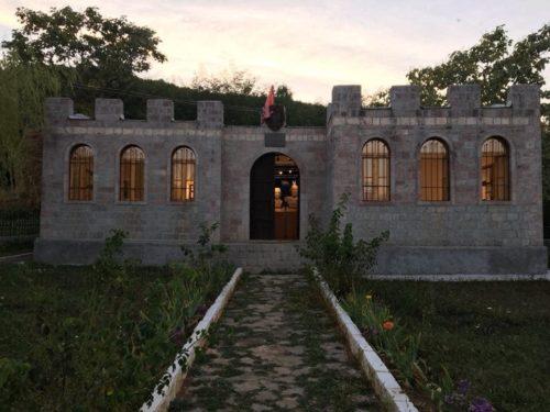 House of the Castriota (Muzeu i Kastriotëve) exterior
