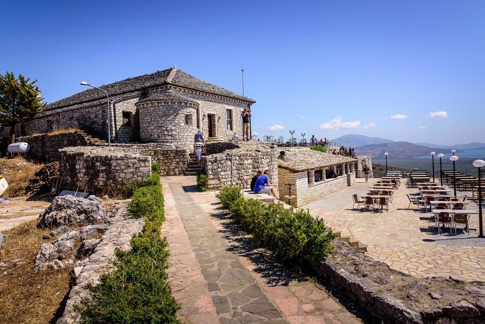 Lekures Castle, Saranda