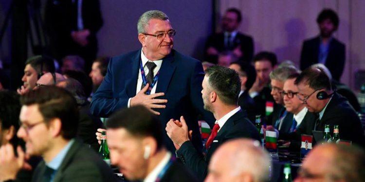 UEFA, Armand Duka nominato membro del comitato esecutivo