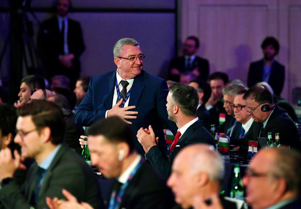 UEFA, Armand Duka appointed member of the executive committee
