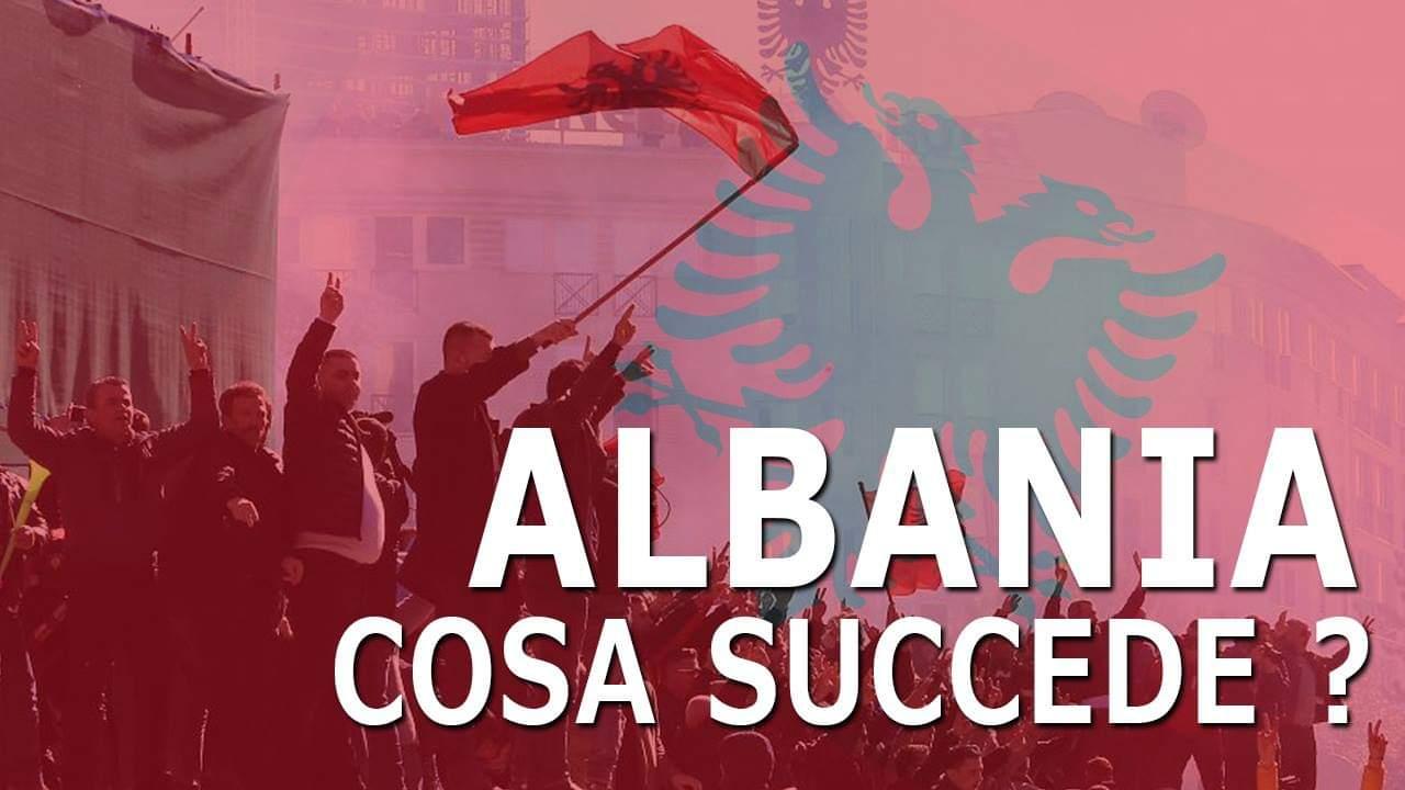 Albania, scontri a Tirana tra polizia e sostenitori dell'opposizione