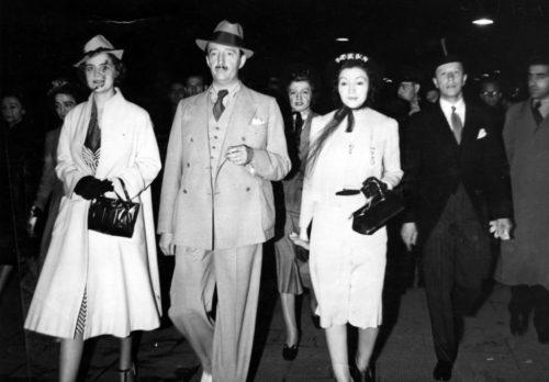 Re Zog a Varsavia, 1939