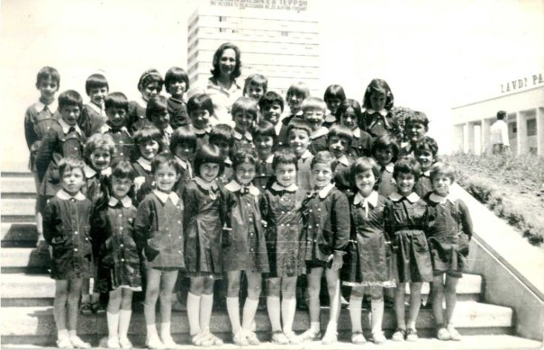 Elementari in Albania - foto di Adela Kolea