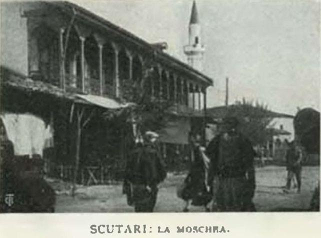 Touring Club Scutari 2 La Moschea