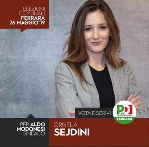 Ornela Sejdini