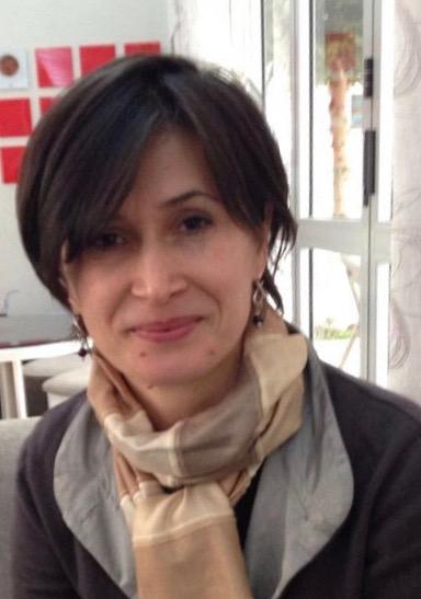 Blerina Suta UNIOR docente albanese