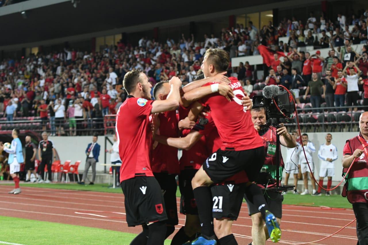 Albania-Moldavia 1-0