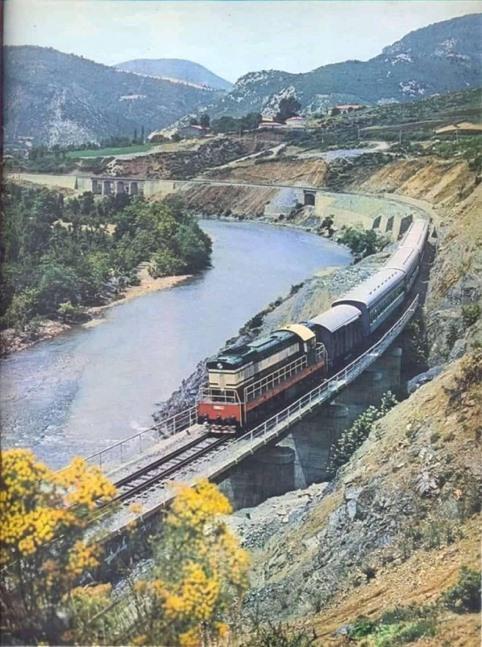 Treno Albanese