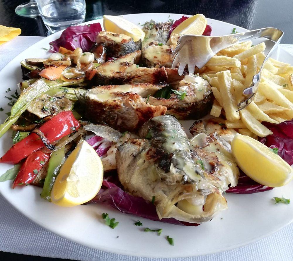 Piatto Albanese