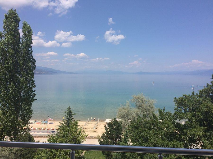 Lago di Pogradec, Albania