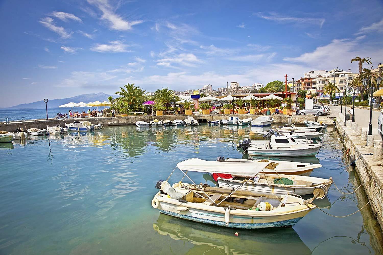 Albania marinas