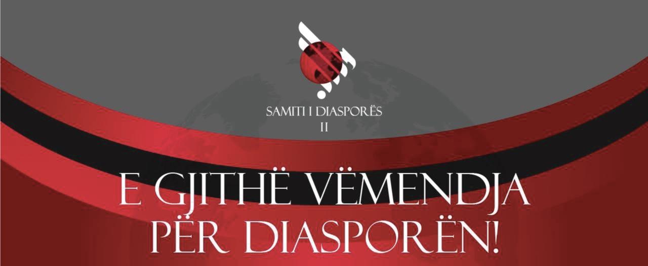 Slogan Ministero Diaspora Albanese
