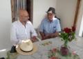 L'Ambasciatore Cutillo con il signor Koco Koka
