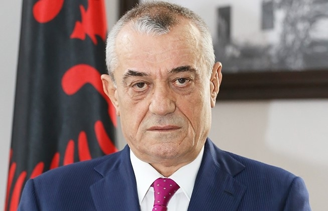 Gramoz Ruçi, president of the Assembly of Albania
