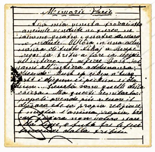Document Albanian alphabet 2