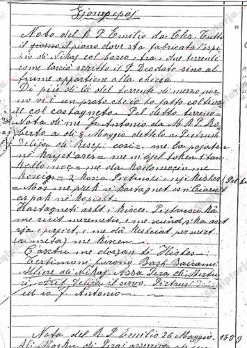 Albanian alphabet document